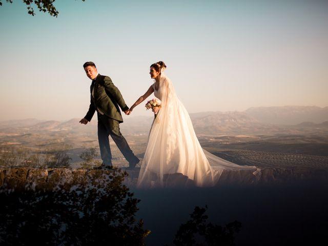 La boda de Caty y Juanvi en Rus, Jaén 26