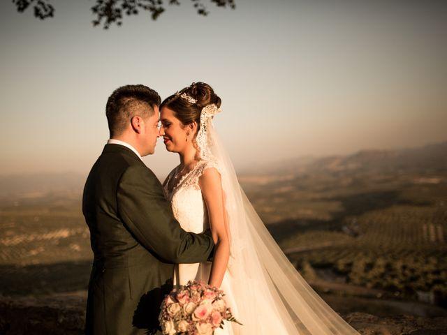 La boda de Caty y Juanvi en Rus, Jaén 27