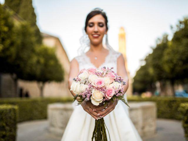 La boda de Caty y Juanvi en Rus, Jaén 29