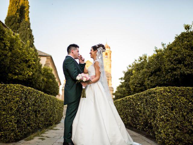 La boda de Caty y Juanvi en Rus, Jaén 30
