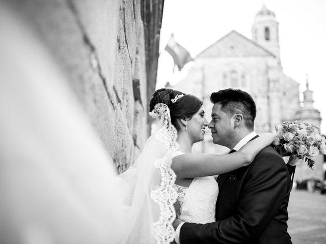 La boda de Caty y Juanvi en Rus, Jaén 33