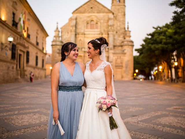 La boda de Caty y Juanvi en Rus, Jaén 37