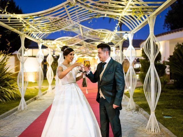 La boda de Caty y Juanvi en Rus, Jaén 38