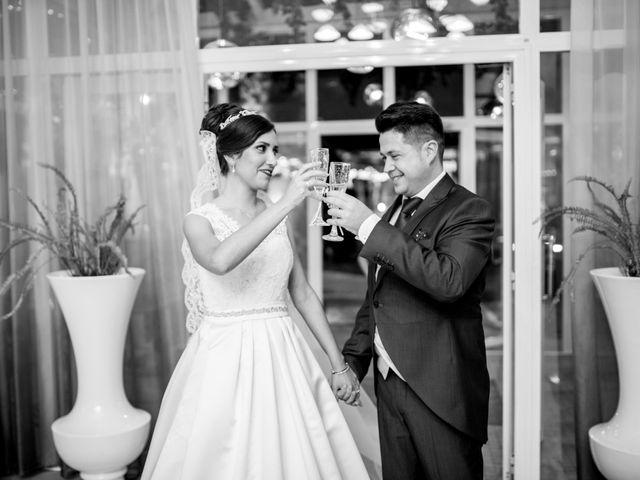 La boda de Caty y Juanvi en Rus, Jaén 39