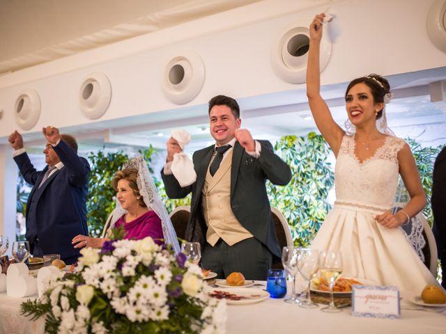 La boda de Caty y Juanvi en Rus, Jaén 41