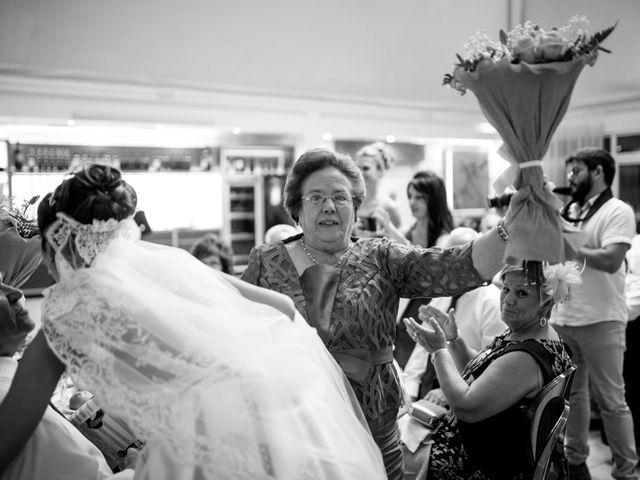 La boda de Caty y Juanvi en Rus, Jaén 43