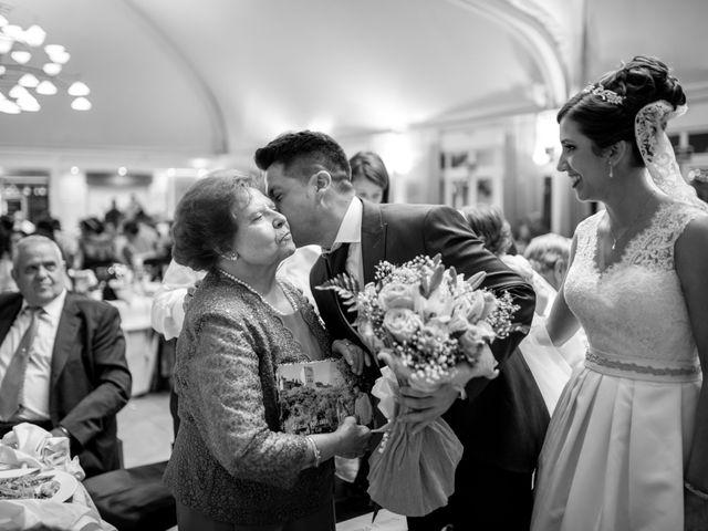 La boda de Caty y Juanvi en Rus, Jaén 44