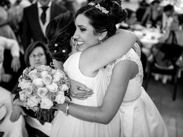 La boda de Caty y Juanvi en Rus, Jaén 48