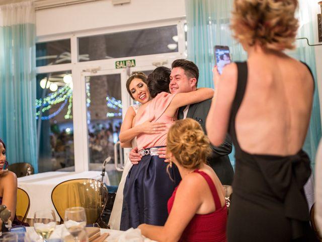 La boda de Caty y Juanvi en Rus, Jaén 51