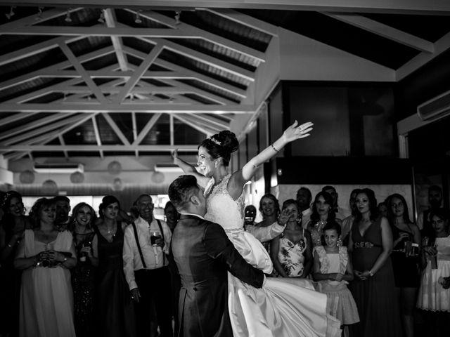 La boda de Caty y Juanvi en Rus, Jaén 56