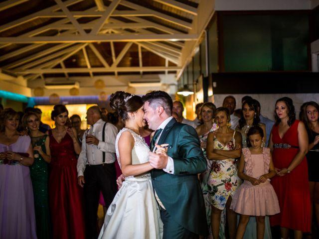 La boda de Caty y Juanvi en Rus, Jaén 57