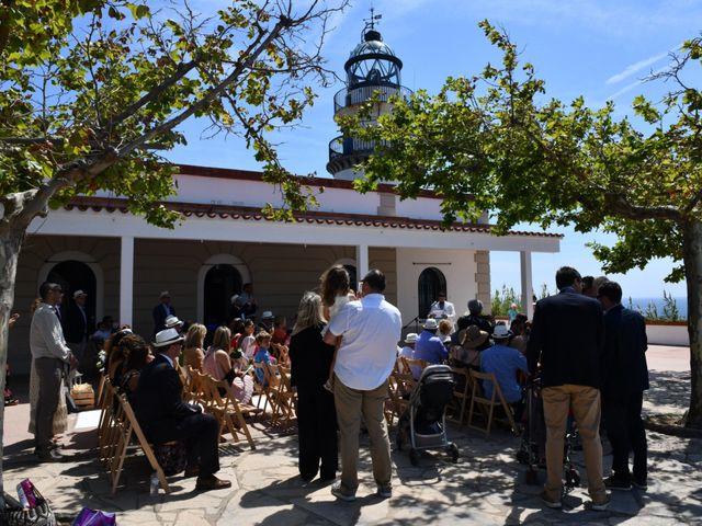La boda de Laura y David en Pineda De Mar, Barcelona 17