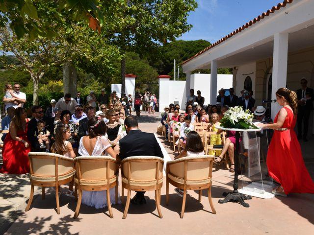 La boda de Laura y David en Pineda De Mar, Barcelona 19
