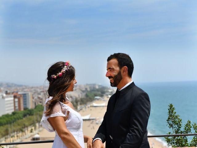 La boda de Laura y David en Pineda De Mar, Barcelona 31
