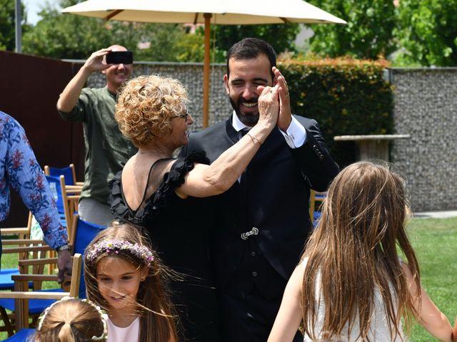 La boda de Laura y David en Pineda De Mar, Barcelona 34