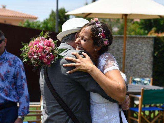 La boda de Laura y David en Pineda De Mar, Barcelona 35