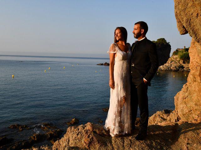 La boda de Laura y David en Pineda De Mar, Barcelona 55