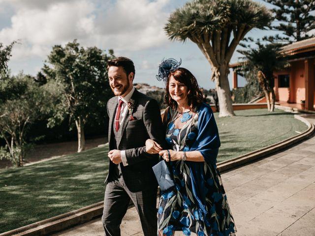 La boda de Scott y Fátima en Arucas, Las Palmas 30