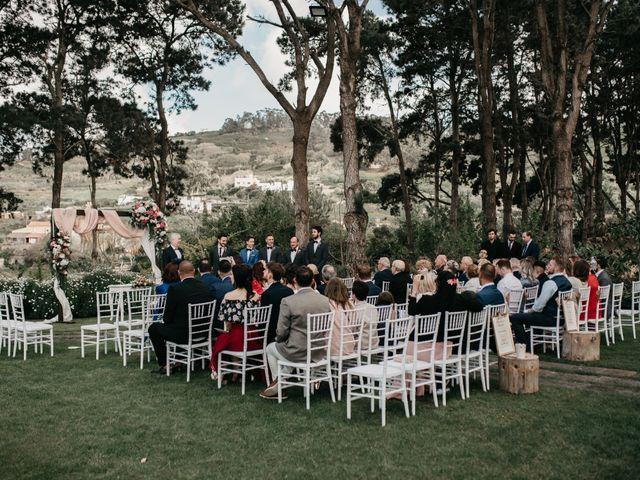 La boda de Scott y Fátima en Arucas, Las Palmas 31