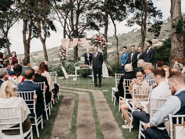 La boda de Scott y Fátima en Arucas, Las Palmas 33