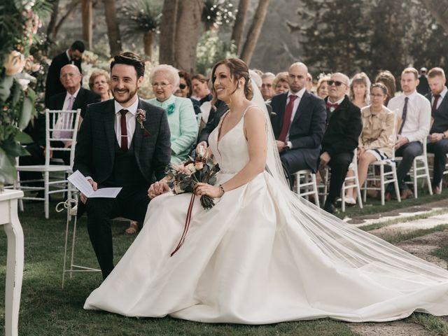 La boda de Scott y Fátima en Arucas, Las Palmas 38