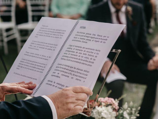 La boda de Scott y Fátima en Arucas, Las Palmas 41