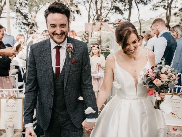 La boda de Scott y Fátima en Arucas, Las Palmas 47