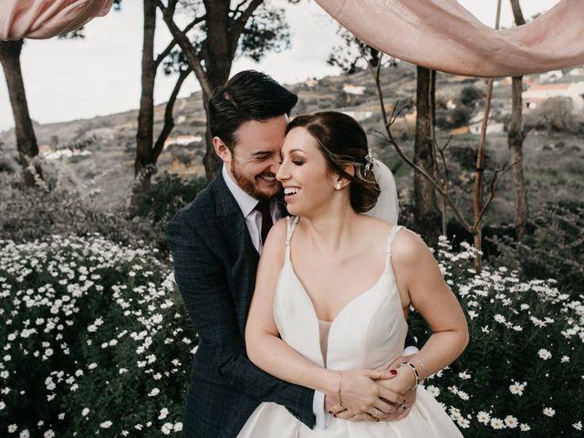 La boda de Scott y Fátima en Arucas, Las Palmas 2