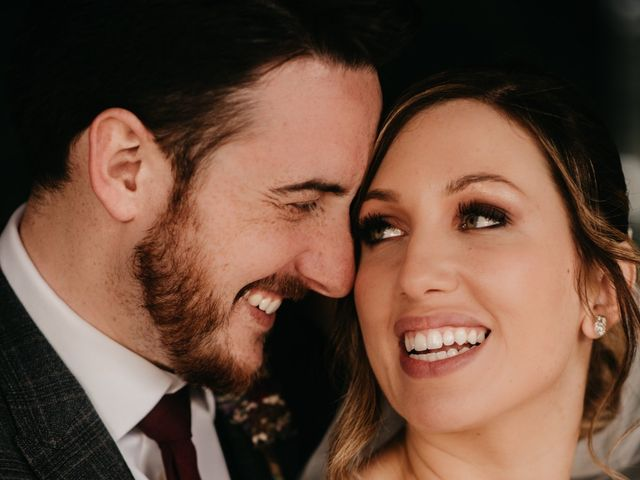La boda de Scott y Fátima en Arucas, Las Palmas 53