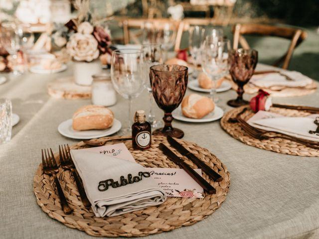 La boda de Scott y Fátima en Arucas, Las Palmas 64