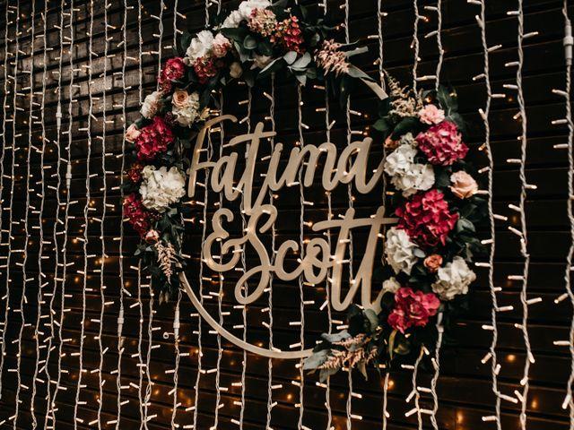 La boda de Scott y Fátima en Arucas, Las Palmas 67