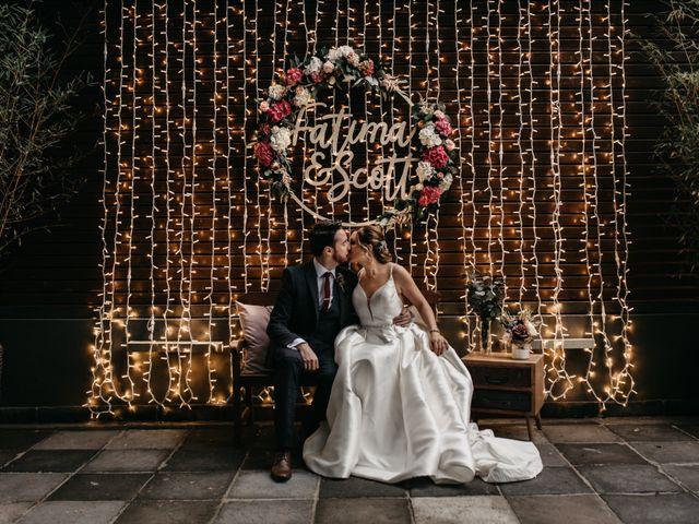 La boda de Scott y Fátima en Arucas, Las Palmas 69