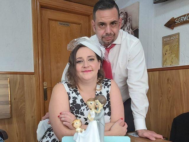 La boda de Rubén y Tamara en Leganés, Madrid 1
