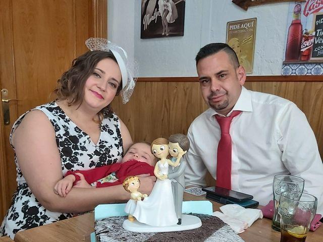 La boda de Rubén y Tamara en Leganés, Madrid 3