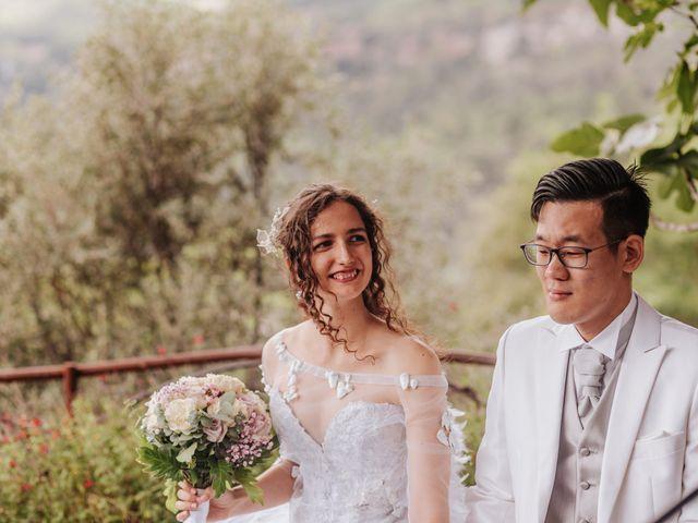 La boda de Yoshiki y Mar en Tagamanent, Barcelona 13