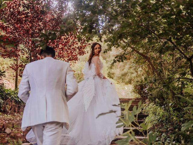 La boda de Yoshiki y Mar en Tagamanent, Barcelona 18