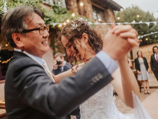 La boda de Yoshiki y Mar en Tagamanent, Barcelona 29