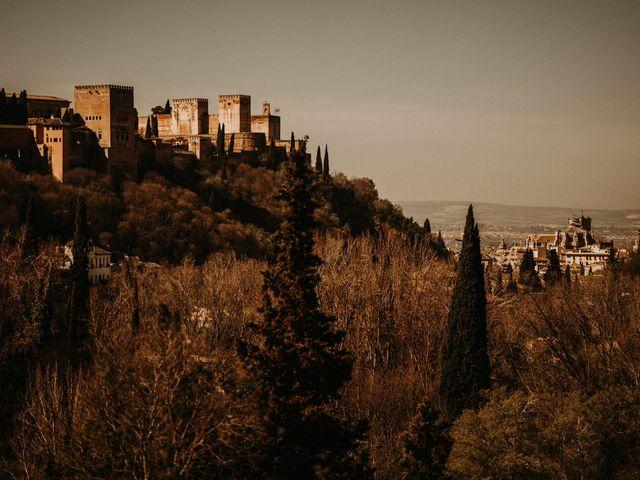 La boda de Carlos y Victoria en Granada, Granada 1