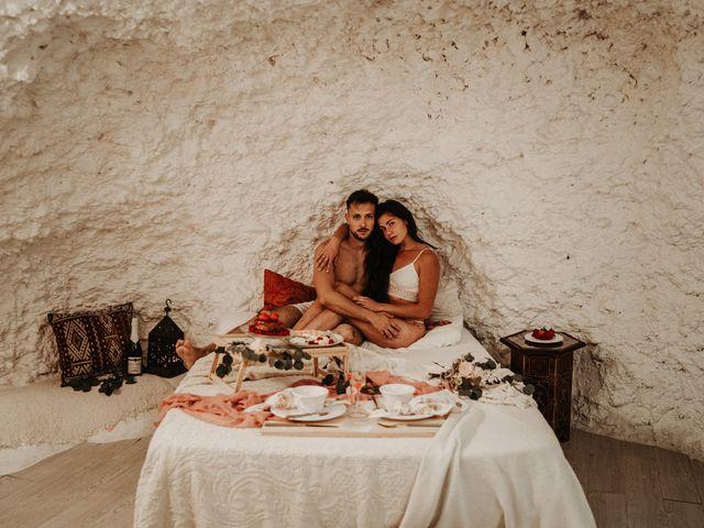 La boda de Carlos y Victoria en Granada, Granada 17