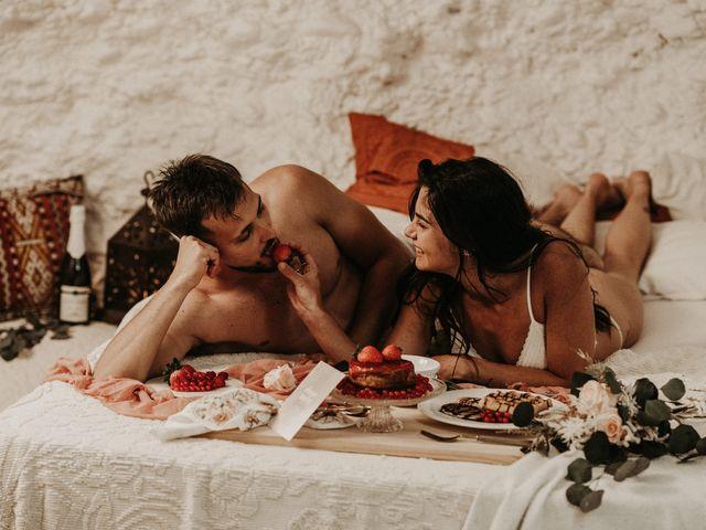 La boda de Carlos y Victoria en Granada, Granada 40