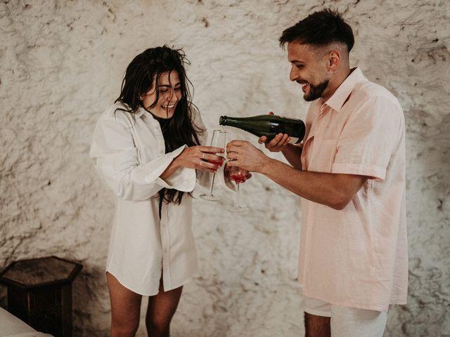 La boda de Carlos y Victoria en Granada, Granada 46
