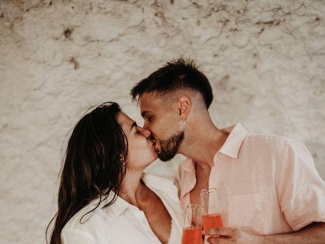 La boda de Carlos y Victoria en Granada, Granada 48