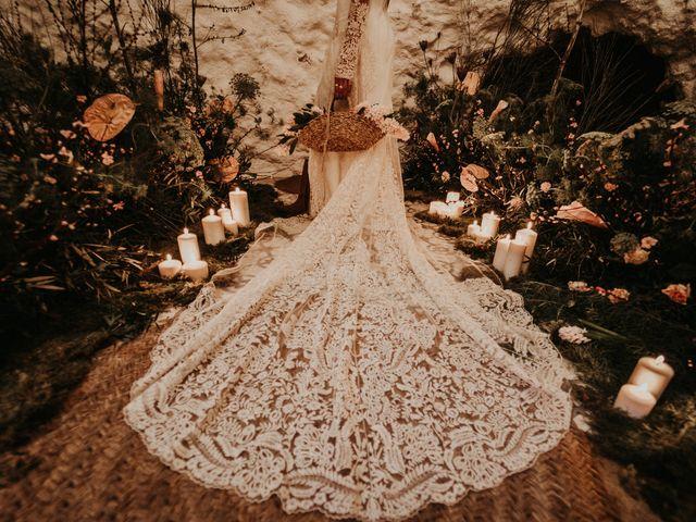 La boda de Carlos y Victoria en Granada, Granada 74