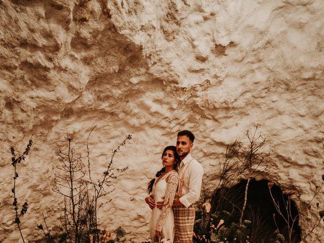La boda de Carlos y Victoria en Granada, Granada 75