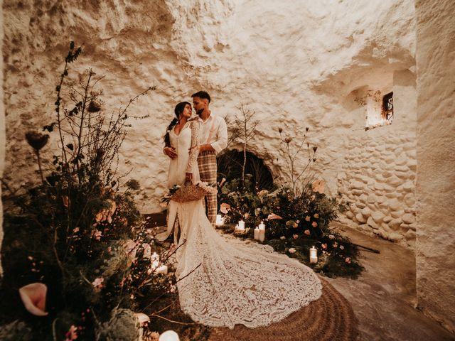 La boda de Carlos y Victoria en Granada, Granada 76