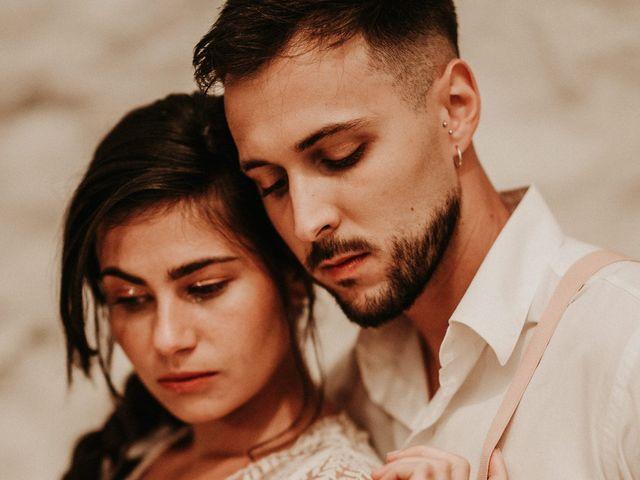 La boda de Carlos y Victoria en Granada, Granada 77