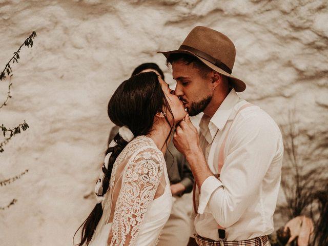 La boda de Carlos y Victoria en Granada, Granada 84