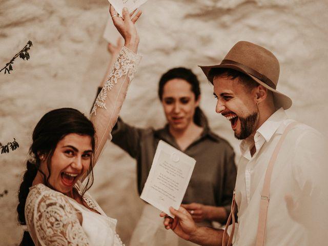 La boda de Carlos y Victoria en Granada, Granada 85