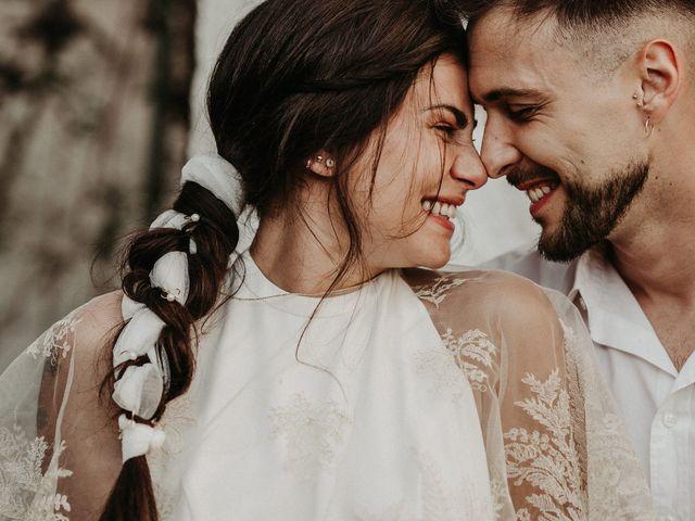 La boda de Victoria y Carlos
