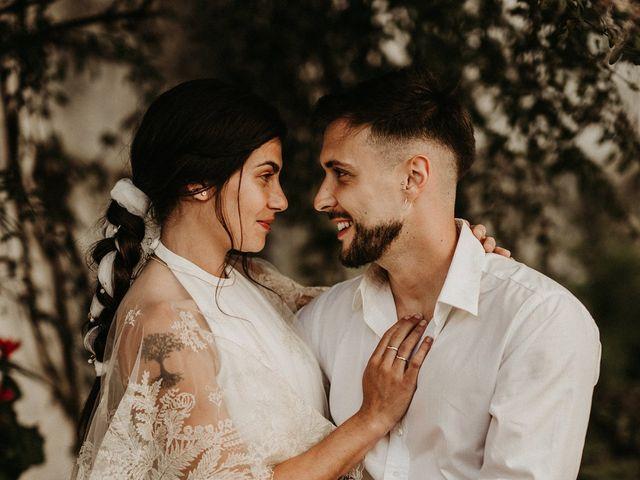 La boda de Carlos y Victoria en Granada, Granada 101